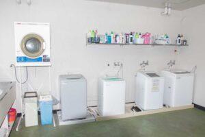 洗濯・乾燥室